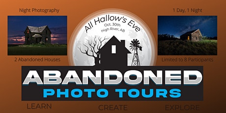 Abandoned Photo Tours:  All Hallow's Eve tickets