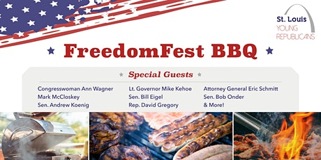 Young Republican's FreedomFest BBQ tickets