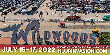 2022 NEW JERSEY JP INVASION - WILDWOOD tickets