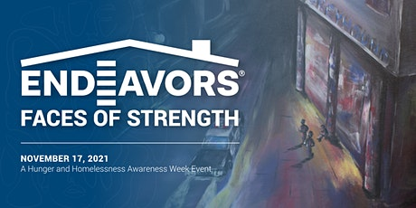 3rd Annual Faces of Strength   Hunger and Homelessness Awareness Week tickets