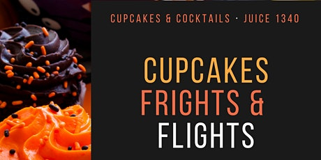 Cupcakes Frights & Flights tickets