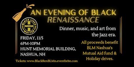 An Evening of Black Renaissance tickets