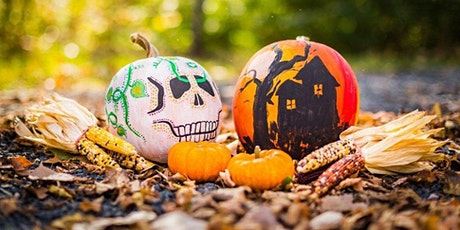 Pumpkin Painting In Central Park tickets