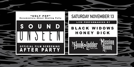 Sound Unseen After-Party with Black Widows and Honey Dick tickets