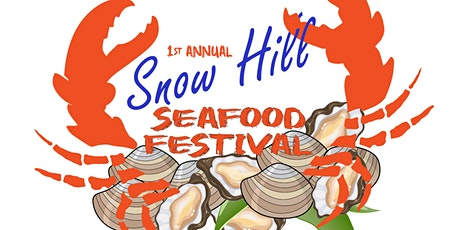 Snow Hill Seafood Festival tickets