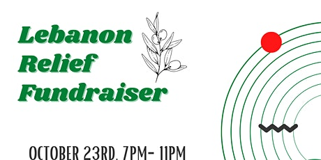 Lebanon Relief Fundraiser tickets
