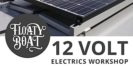 Intro to 12 Volt Boat Electrics with Rhys Thomas (Bradford on Avon) tickets