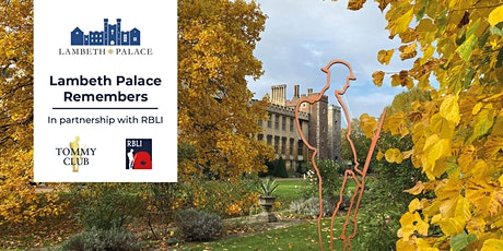 Lambeth Palace Remembers tickets