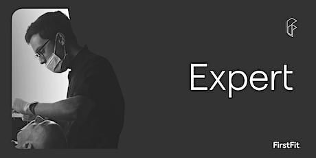 Expert FirstFit entradas