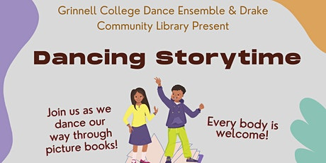Dancing Storytime tickets
