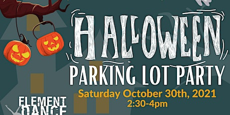 Halloween Parking Lot Party tickets
