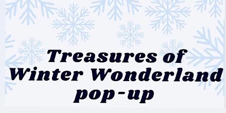 Winter wonderland pop-up tickets