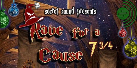 Rave for a Cause 7 ¾ tickets