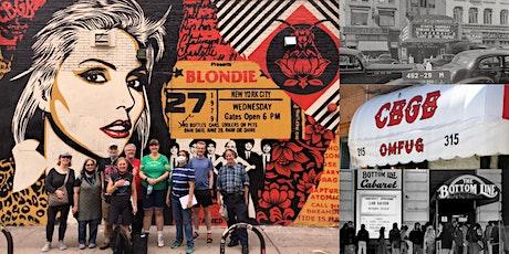 East Village, Rocks! Exploring the Neighborhood's Rock Music Legacy tickets