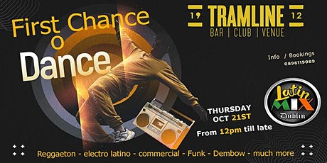 First Chance to Dance Latin Mix tickets