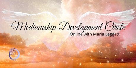 Mediumship Development Circle - 1st Thursday/month tickets