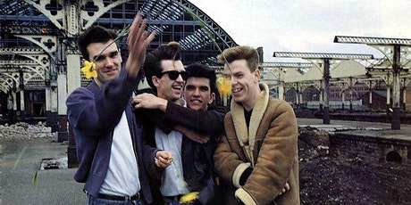 On the Trail of The Smiths in Manchester FREE tour with Ed Glinert tickets