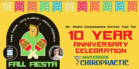Fall Fiesta - 10 Year Anniversary Party tickets
