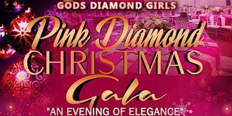 God's Diamond Girls Pink Diamomd Christmas Gala 2021 tickets