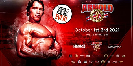 Arnold Sports Festival tickets