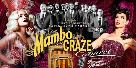 Mambo Craze Cabaret at Cicada Club tickets