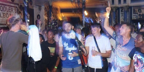 Air n Electricity x BabyFace Music Presents Anuva Rap Night @ Fiddler's tickets