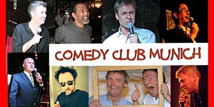 Munich's biggest German-English Comedy Show 2015