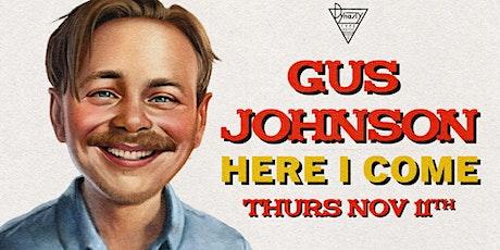 Gus Johnson tickets