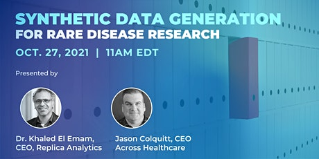Synthetic Data Generation for Rare Disease Research tickets