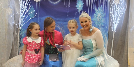 A PRINCESS PARTY! tickets