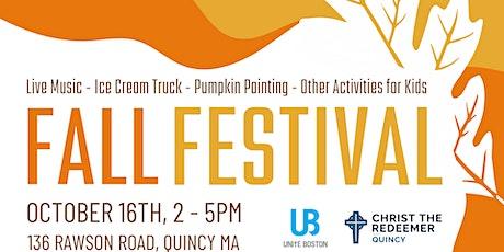 Fall Festival! tickets
