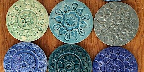 Stamped Mandala Coaster & Trivets at Maxline Brewing tickets
