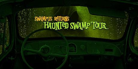 Swampus Returns Haunted Swamp Tour tickets