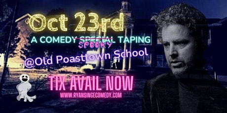 Ryan Singer - Comedy Special Taping 7:30pm tickets