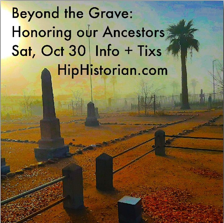 Beyond the Grave: Honoring Our Ancestors image