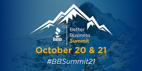 2021 Better Business Summit: Elevating Your Leadership tickets