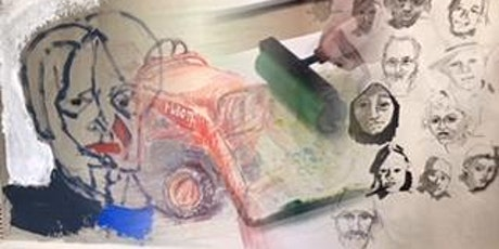 Free Up Your Art with Mixed Media: 2-Day Painting and Drawing Class tickets