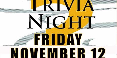 Music & Movie Trivia Night tickets
