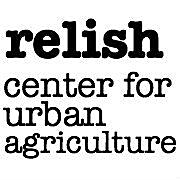 Relish: Center for Urban Agriculture logo