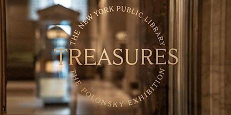 Teaching Black History with NYPL's Treasures - Virtual tickets