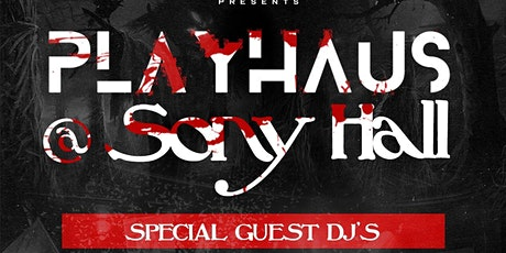 Halloween at Playhaus Saturday 10/30 tickets