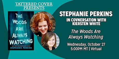 Livestream with Stephanie Perkins and Kiersten White tickets