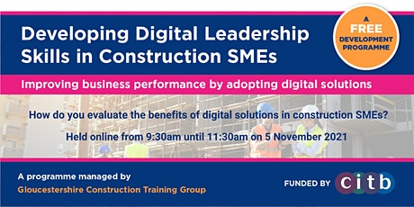 How do you evaluate the benefits of digital solutions in construction SMEs? tickets
