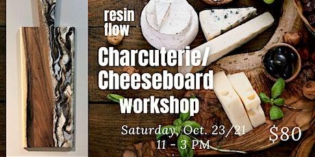 Charcuterie Cheeseboard Workshop tickets
