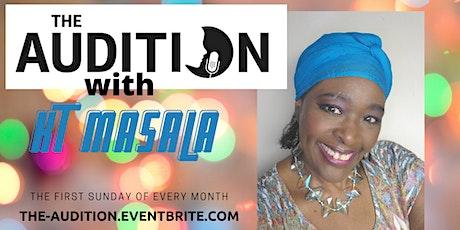 Celebration Arts Live: The Audition with host KT Masala tickets