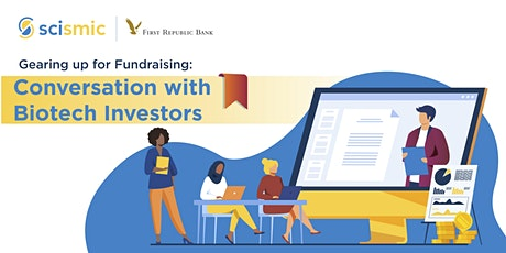 Gearing up for Fundraising: Conversation with biotech investors tickets