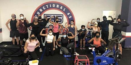 F45 Sweat and Donate to Mental Health (Ontario Shores) tickets