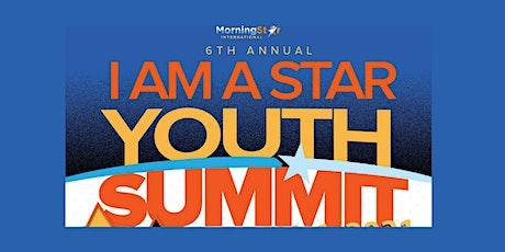 6th Annual I Am A Star Youth Summit 2021 tickets
