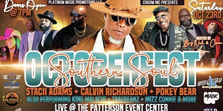 THE SOUTHERN SOUL OCTOBER FEST tickets
