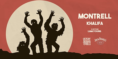 Stay Ugly's Halloween Party featuring MONTRELL tickets